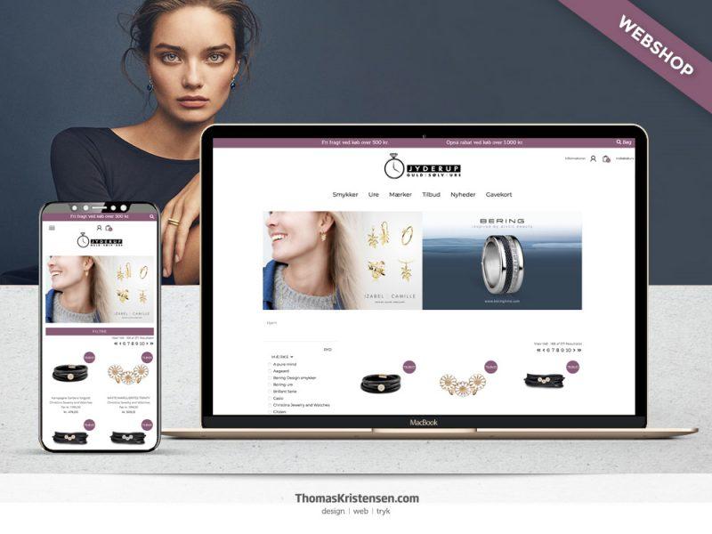 webshop grafiker