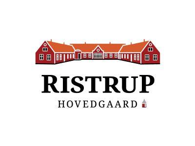 Logodesign reference – Ristrup Hovedgaard