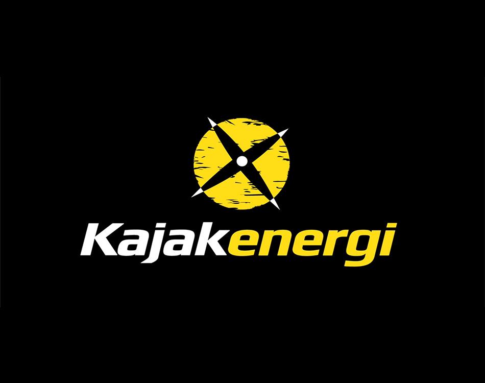 Logodesign reference – www.kajakenergi.dk