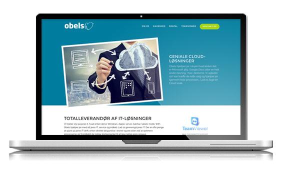 pakketilbud - webdesign